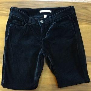 LC Lauren Conrad Jeans - Crushed velvet pants